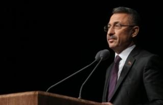 Cumhurbaşkanı Yardımcısı Fuat Oktay: Türkiye...