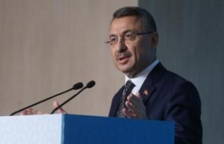 Cumhurbaşkanı Yardımcısı Oktay: AB'ye üyelik...