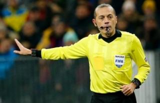 Cüneyt Çakır, Porto-Roma maçını yönetecek