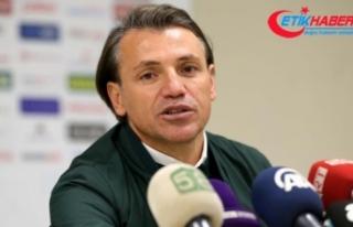 Demir Grup Sivasspor, Tamer Tuna ile yollarını ayırdı