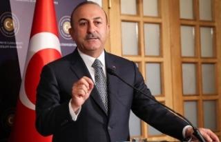 Dışişleri Bakanı Çavuşoğlu: Türkiye etkin...