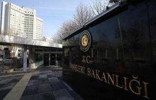 Dışişlerinden 'İstanbul Başkonsolosluğu'...