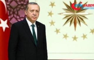 Erdoğan: Cumhuriyetimizi ileriye taşıma sorumluluğunu...