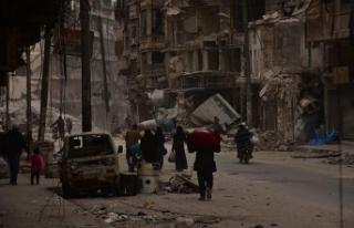 Esed rejimi tehcir ettiği sivillerin mallarına el...