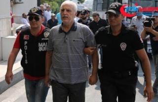 Eski İstanbul Valisi Mutlu Edirne'de cezaevine...