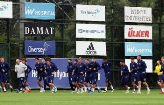 Fenerbahçe Aytemiz Alanyaspor maçına hazır