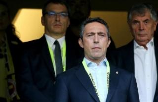 Fenerbahçe Kulübü Başkanı Ali Koç: Derbiden...