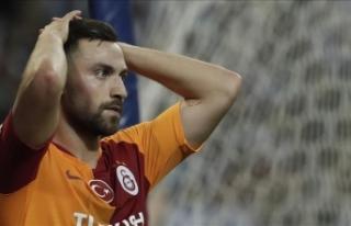 Galatasaray'a Sinan Gümüş'ten kötü...