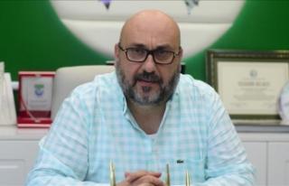 Giresunspor kulüp başkanı Mustafa Bozbağ: Fenerbahçe...