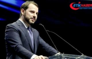 Hazine ve Maliye Bakanı Albayrak: Spekülatif atakları...