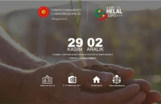 Helal Expo Fuarı küresel helal pazarını şekillendirecek