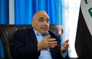 Irak Başbakanı 5 bakanı internet başvurularından...