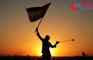 İsrail güçleri 8 yaşındaki Filistinli çocuğu...