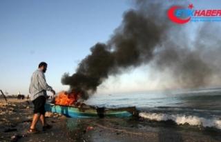 İsrail güçleri Filistinli balıkçıyı şehit...