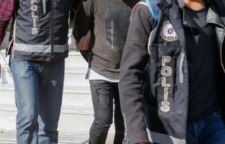 İzmir'de terör operasyonu: 9 gözaltı