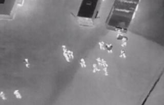 Kaçak midyeciler, gece görüşlü İHA ile yakalandı