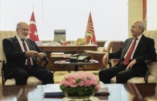 Kılıçdaroğlu ile Karamollaoğlu görüşecek