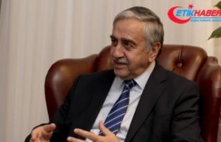 KKTC Cumhurbaşkanı Akıncı: Türkiye'nin yakın...
