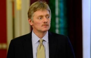 Kremlin'den açıklama: Tamamen yasal