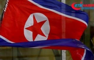Kuzey Kore sınırdaki 10 nöbet noktasını imha...