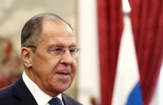 Lavrov'da Fırat'ın doğusuna operasyon açıklaması