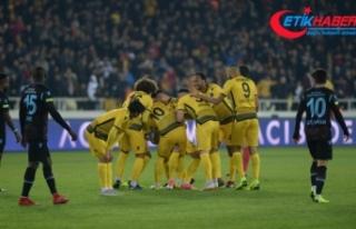 Malatyaspor, Trabzonspor'u ezdi