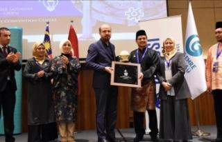 Malezya'da 'Türk Okçuluğu Dünya Sahnesinde'...