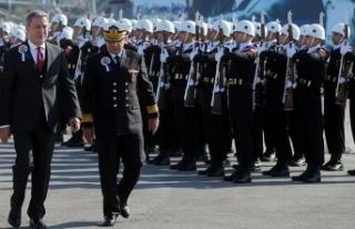 Milli Savunma Bakanı Akar: Denizlerimizdeki haklarımızın...