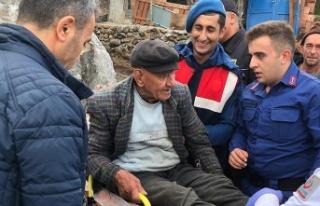 Muğla'da kaybolan 82 yaşındaki alzaymır hastası...
