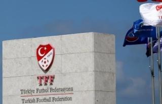 PFDK'den 13 futbolcuya ihtar
