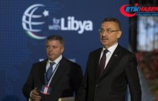 Oktay: Türkiye derin hayal kırıklığı ile Libya...