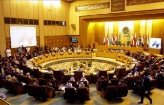 Olağanüstü toplanan Arap Birliği İsrail'i...