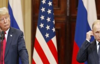 Putin ve Trump bir araya gelecek