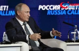 Putin'den Kerç Boğazı gerginliği açıklaması