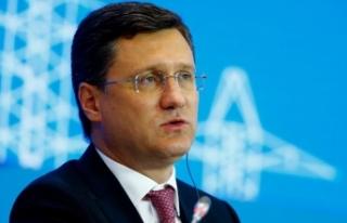 Rusya Enerji Bakanı Novak: TürkAkım gibi projeler...