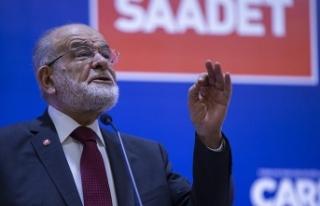 Saadet Partisi Genel Başkanı Karamollaoğlu: Bizim...
