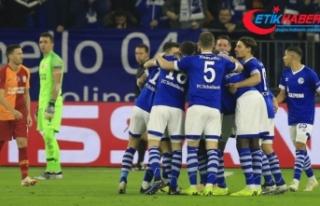 Schalke 04- Galatasaray maçı Alman basınında