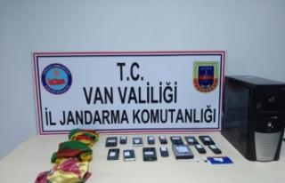 Terör örgütü işbirlikçilerine operasyon: 7 gözaltı