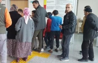 Trabzon'da 25 öğrenci zehirlenme şüphesiyle...