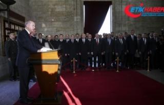 'Türkiye Cumhuriyeti'ni dünyanın en güçlü...