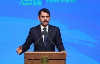 Türkiye Mekansal Strateji Planı için düğmeye...
