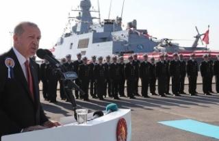 'Türkiye'yi denize ayak basamayacak hale...