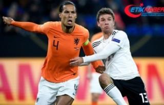 UEFA Uluslar Ligi'nde yarı finalistler belli...