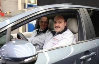Varank, Toyota Corolla'nın Türkiye'de üretilen...