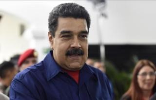 Venezuela Devlet Başkanı Nicolas Maduro: Türkiye'yi...