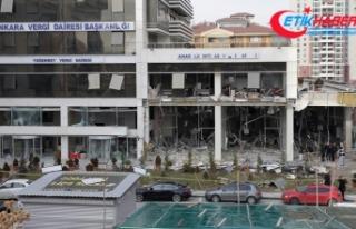 Vergi dairesine bombalı saldırıyla ilgili iddianame...