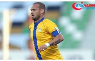 """Wesley Sneijder: """"Bu Katar'da oynadığım..."""