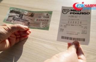 Yeni nesil Milli Piyango bileti