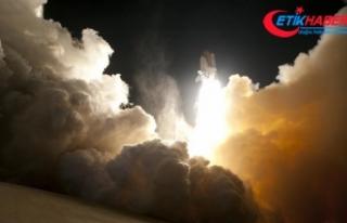 20 yıllık rüya gerçek oldu, Türkiye Uzay Ajansı...