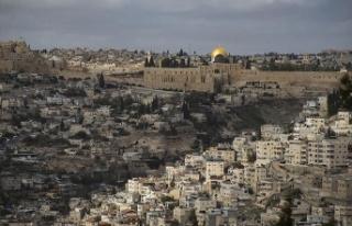 2018'de Kudüs ABD'nin siyasi himayesinde...